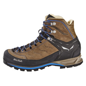 Salewa MTN Trainer Mid L Approach Shoe Men walnut/royal blue